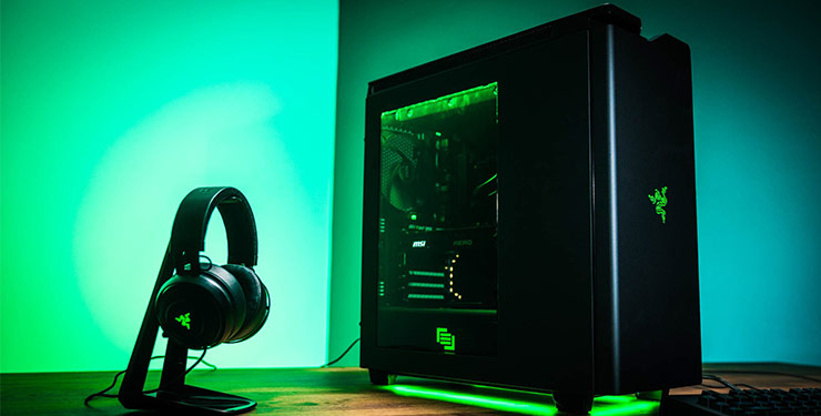 best pc for vr gaming